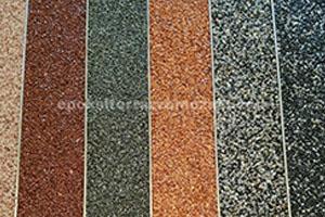 Renkli Mozaik Taş