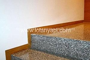 Mozaik Merdiven