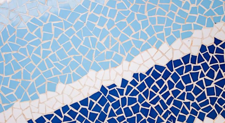 Yerinde Dökme Mozaik Nedir?
