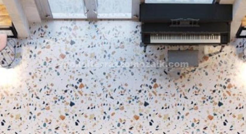 Çimento Terrazzo