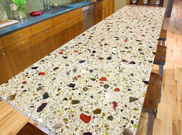Karo Terrazzo Mozaik (Prekast Terrazo Mozaik)