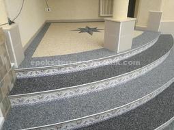Yerinde Dökme Merdiven