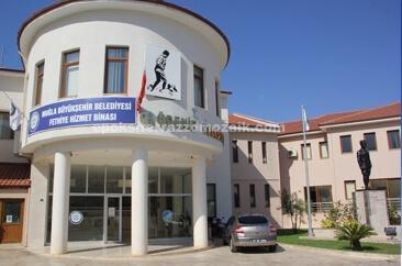 Fethiye Belediyesi - Dış Zemin Terrazzo Kaplama
